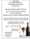 Sip O Wine Wine Grab Flyer